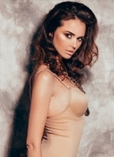 London Tall Slim Brunette Russian Escort Valeria