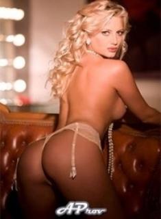 Blonde Escort Viky